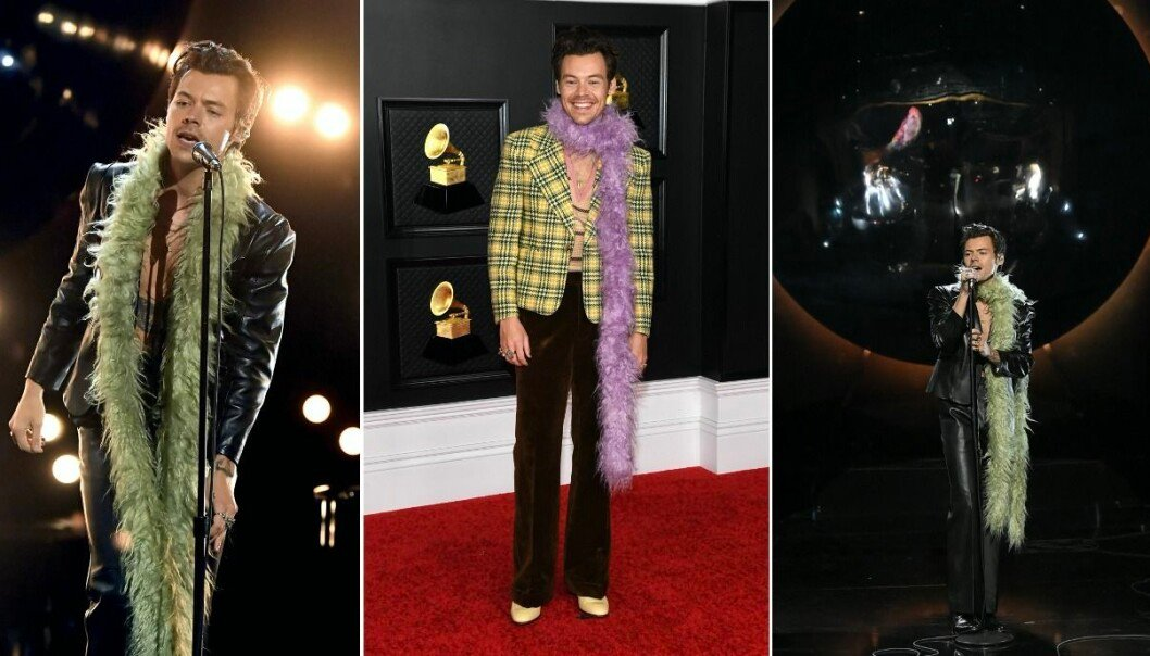 Harry Styles Grammy Awards 2021