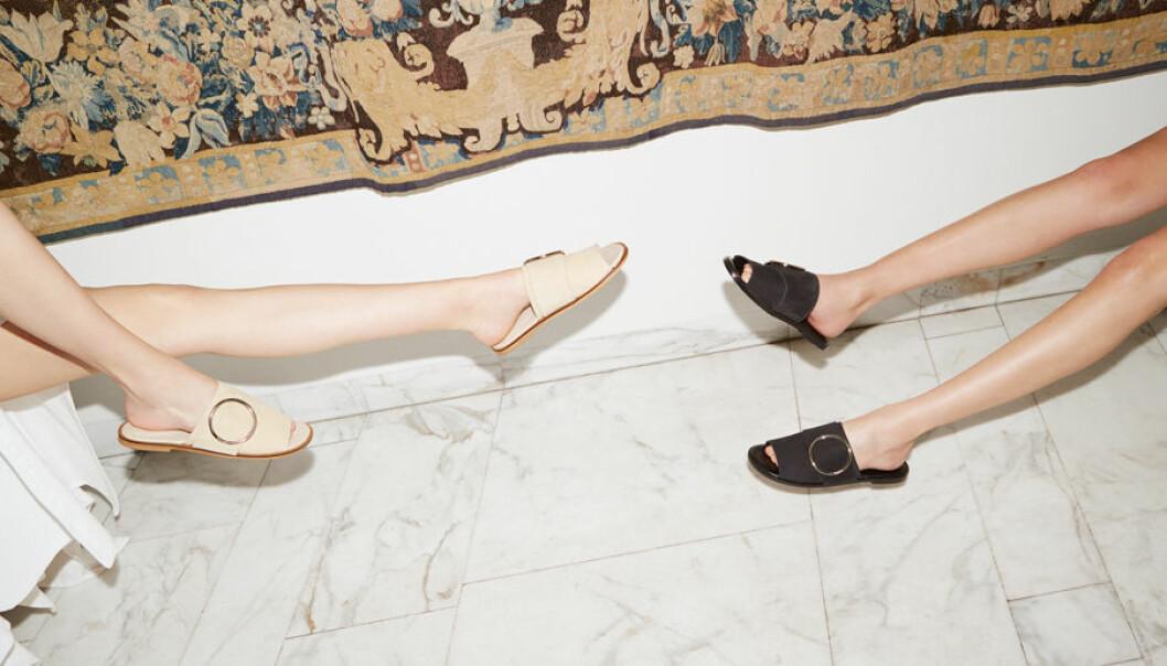Rodebjer lanserar en ny kollektion med skor.