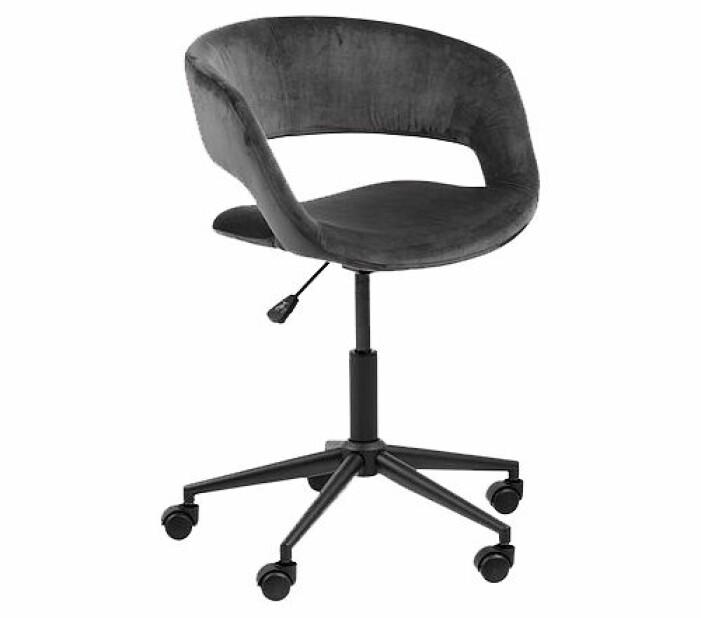 skrivbordsstol på hjul