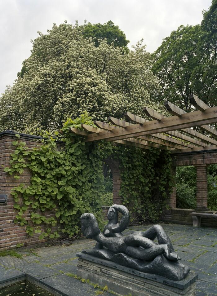Skulpturparker Sverige ELLE Decoration semester Marabouparken