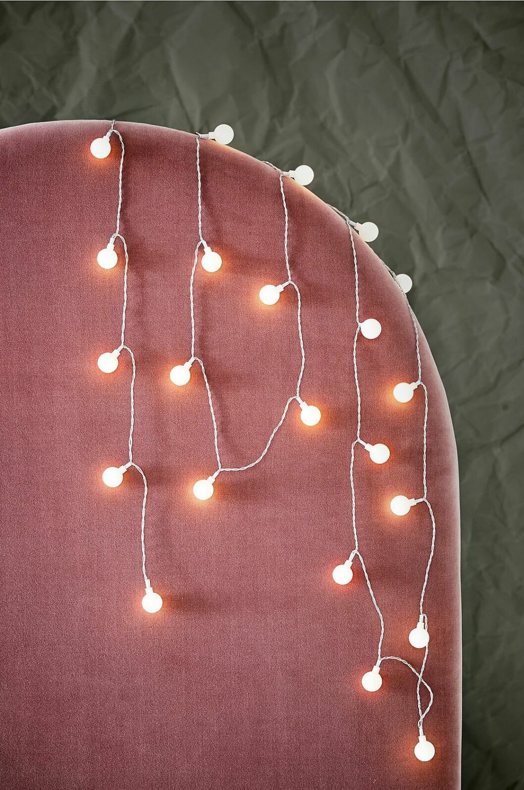 små lampor ljusslingor