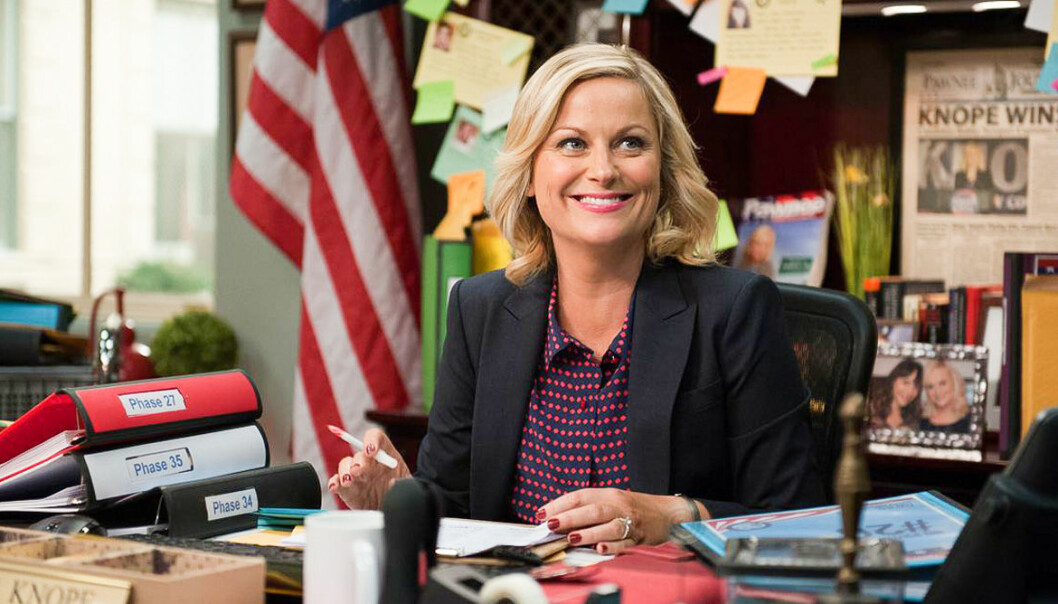 Leslie Knopes Parks and recreation