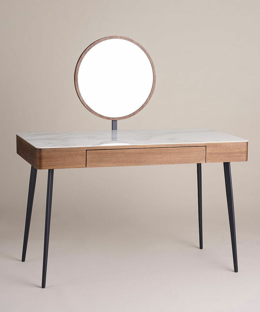 Sminkbord med spegel från Ellos Home