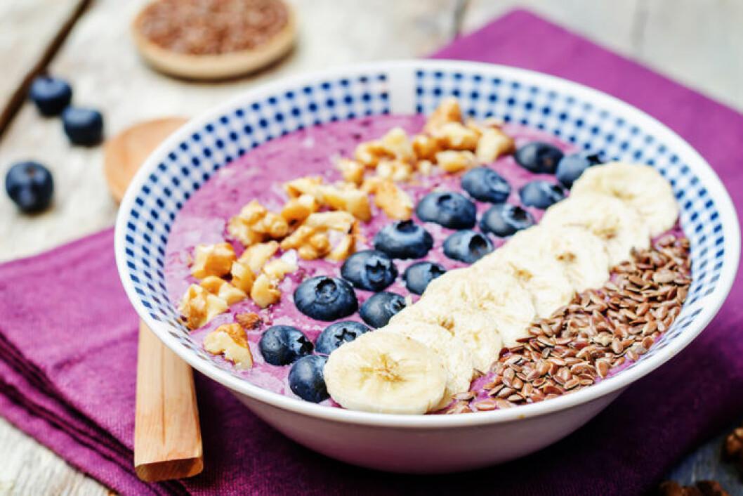 Har du koll på kalorierna? Foto: IBL
