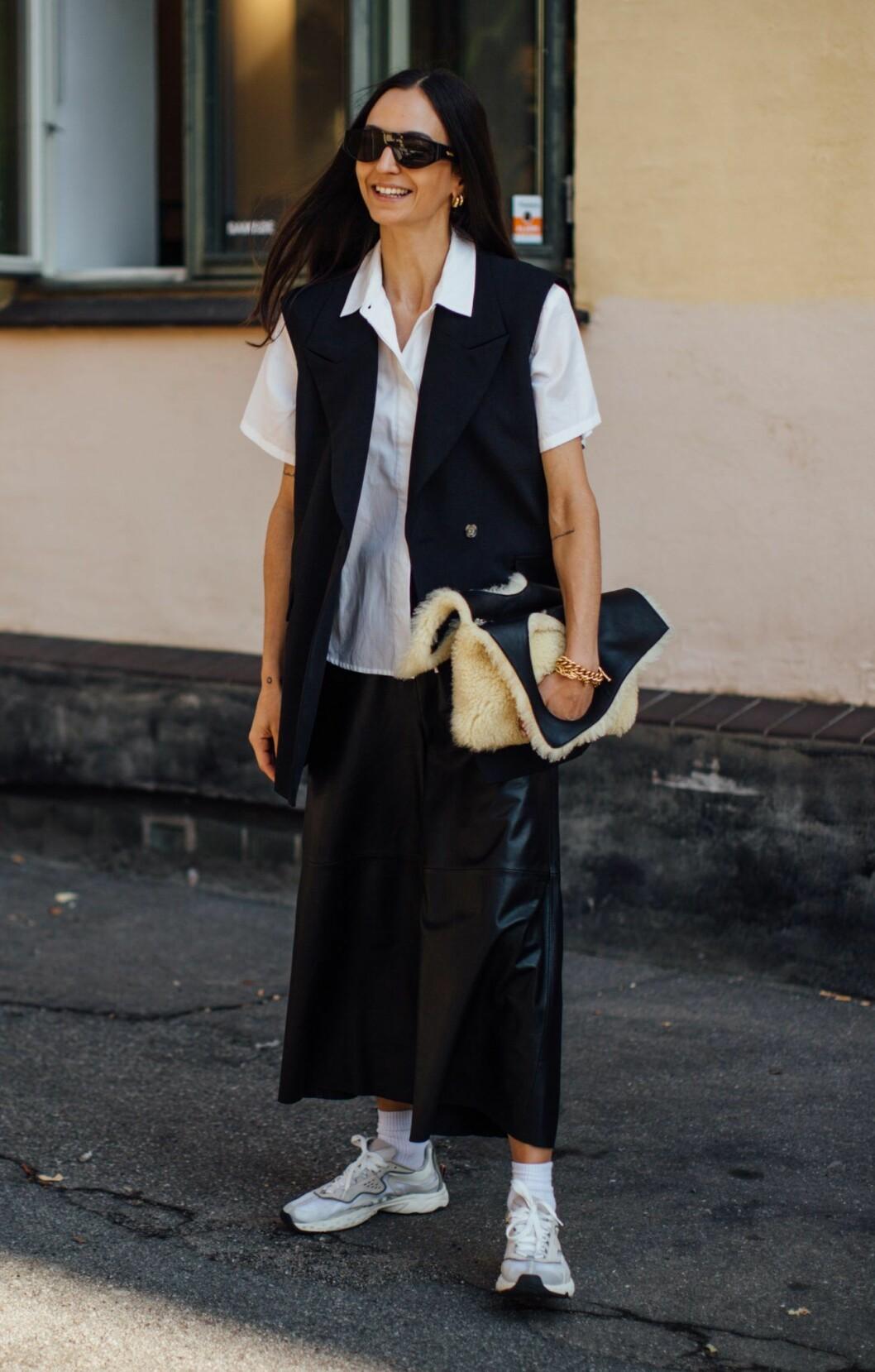 Streetstyleinspiration från årets modevecka i Köpenhamn.