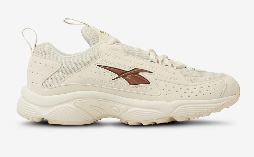 Sneakers i beige från Reebook