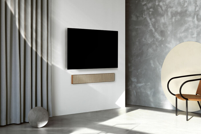 snygg högtalare till tv