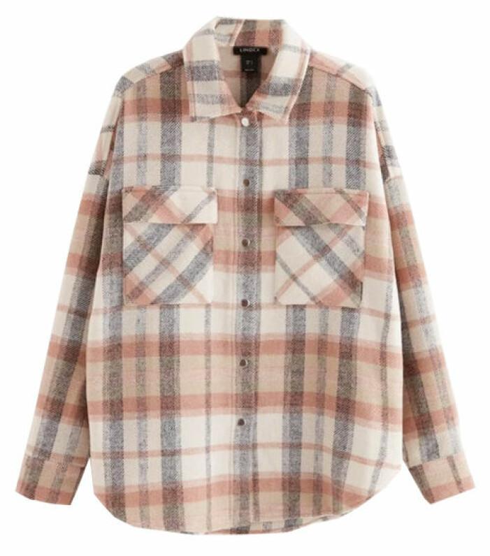 snygg skjorjacka