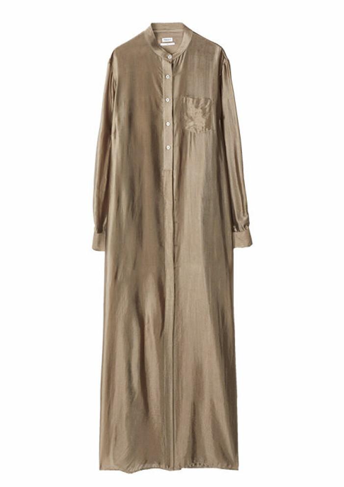 snygg skjortklänning filippa k dam