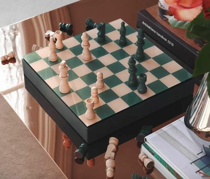 snyggt schack