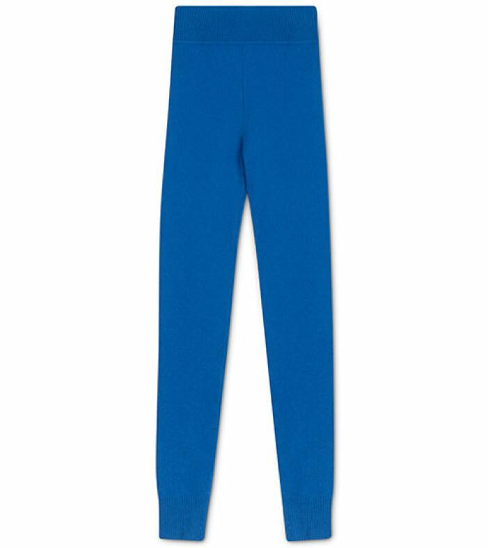 softgoat- blå leggings