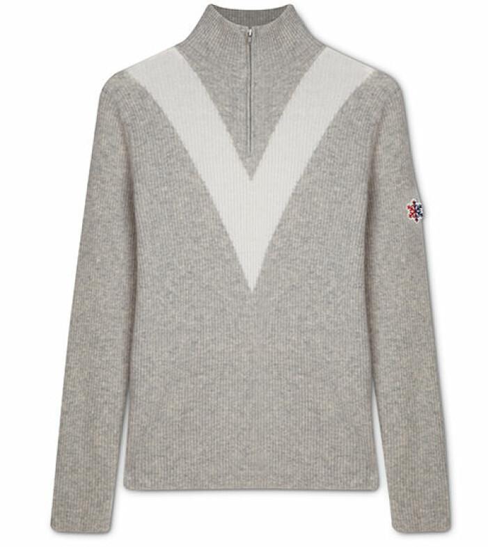 softgoat- grå tröja