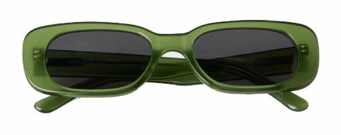 gröna solglasögon