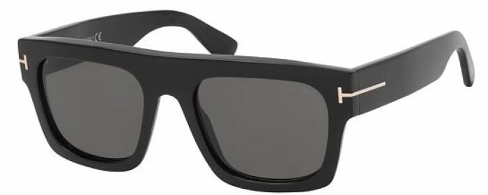 Solglasögon från Tom Ford i kantig klassisk modell