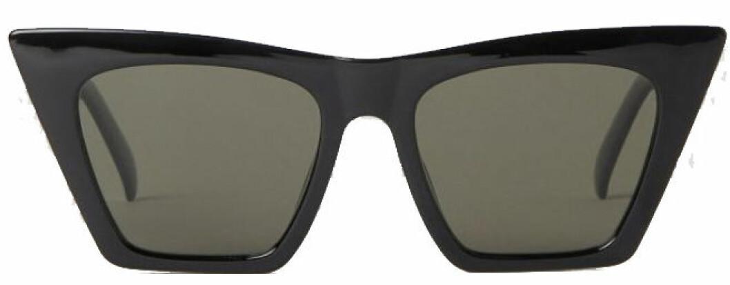 solglasögon i cateyemodell från hm