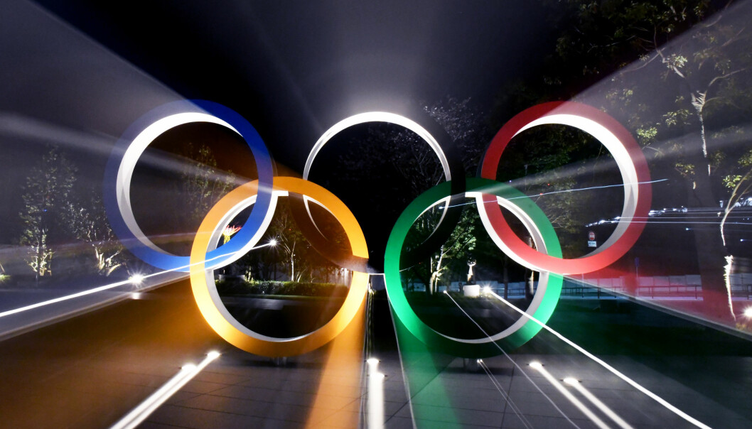 Sommar-OS i Tokyo.