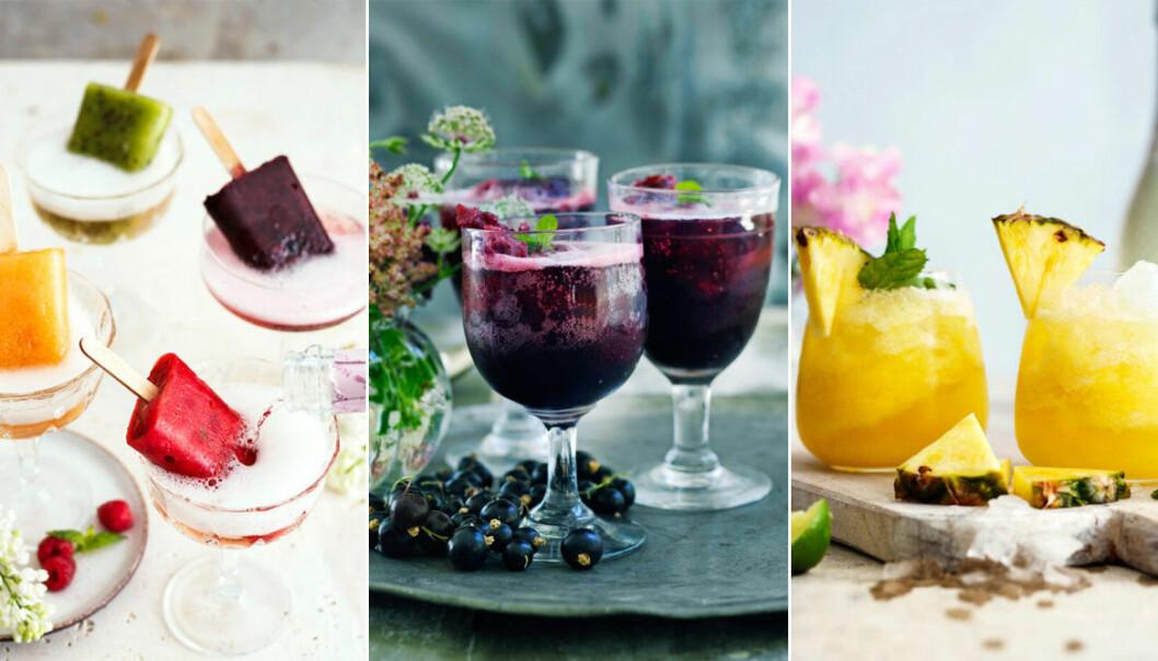 Sommarens godaste drinkar – recept