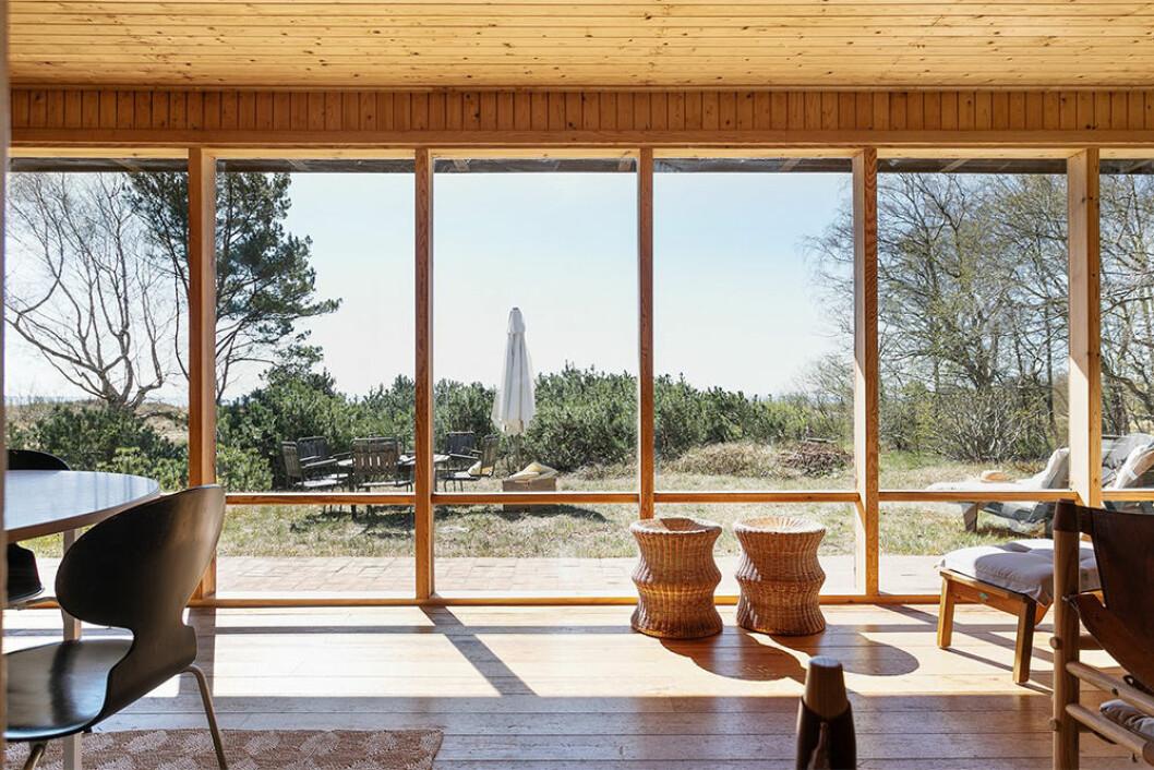 Vackert sommarhus byggt på 60-talet