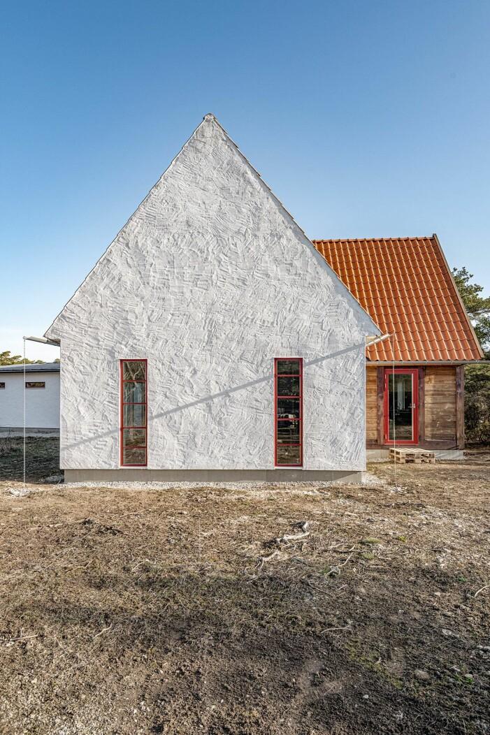 Sommarhus i Sundre på Gotland