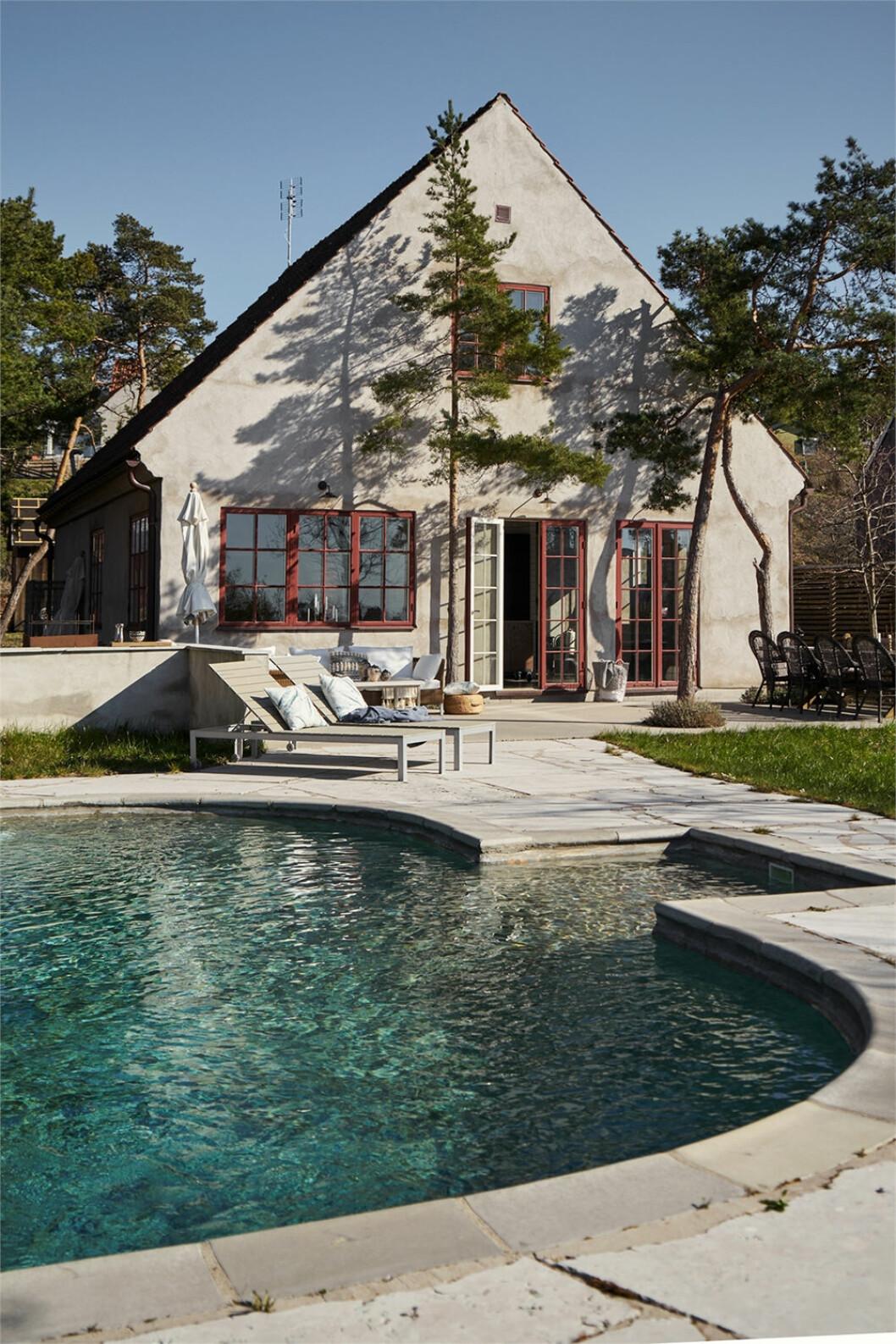 Sommarhus på Gotland med pool