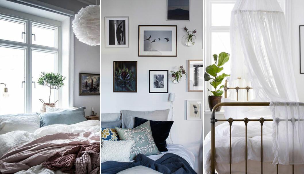 Skapa sommarkänsla i sovrummet