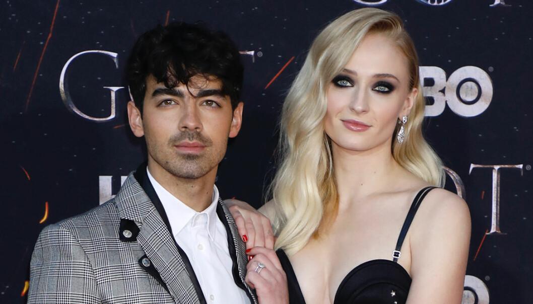 Joe Jonas och Sophie Turner firar två år som gifta!