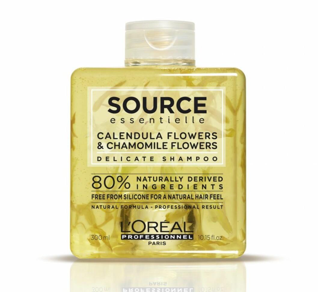 Source essentielle delicate shampo