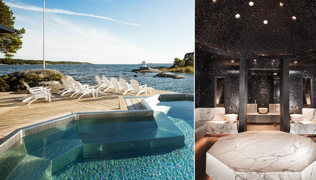Tips på bra och prisvärda spa I och utanför Stockholm