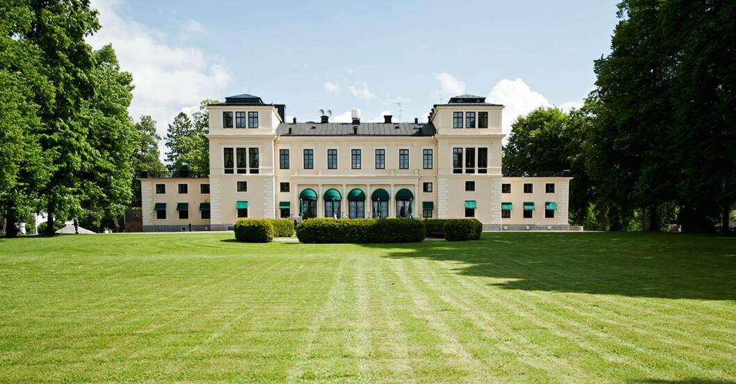 Bra spa utanför Stockholm, Rånäs slott