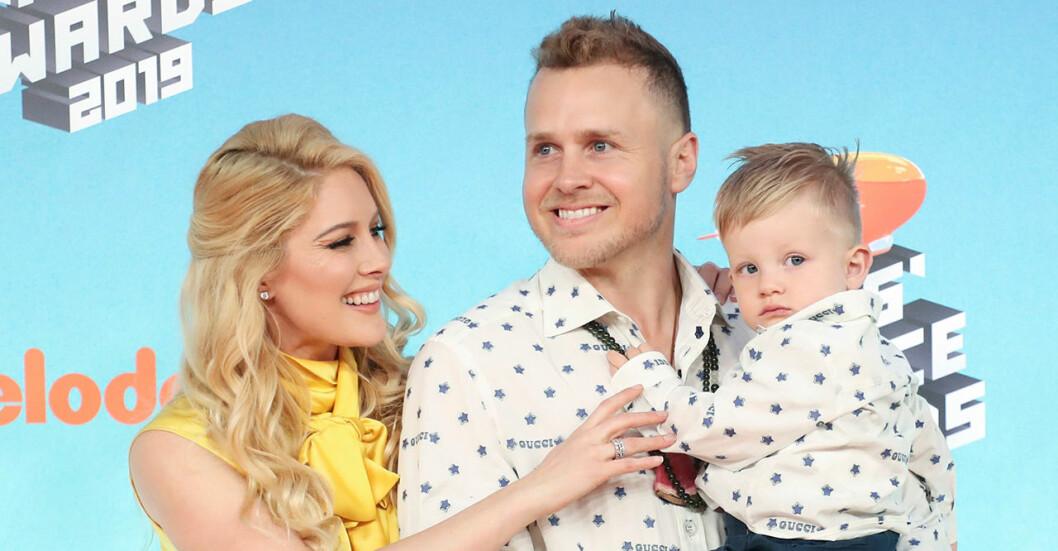 Heidi och Spencer Pratt gifte dig 2008, och fick sonen Gunner 2017.
