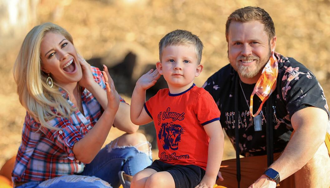 Heidi och Spencer Pratt hoppas att lilla Gunner snart får ett syskon!