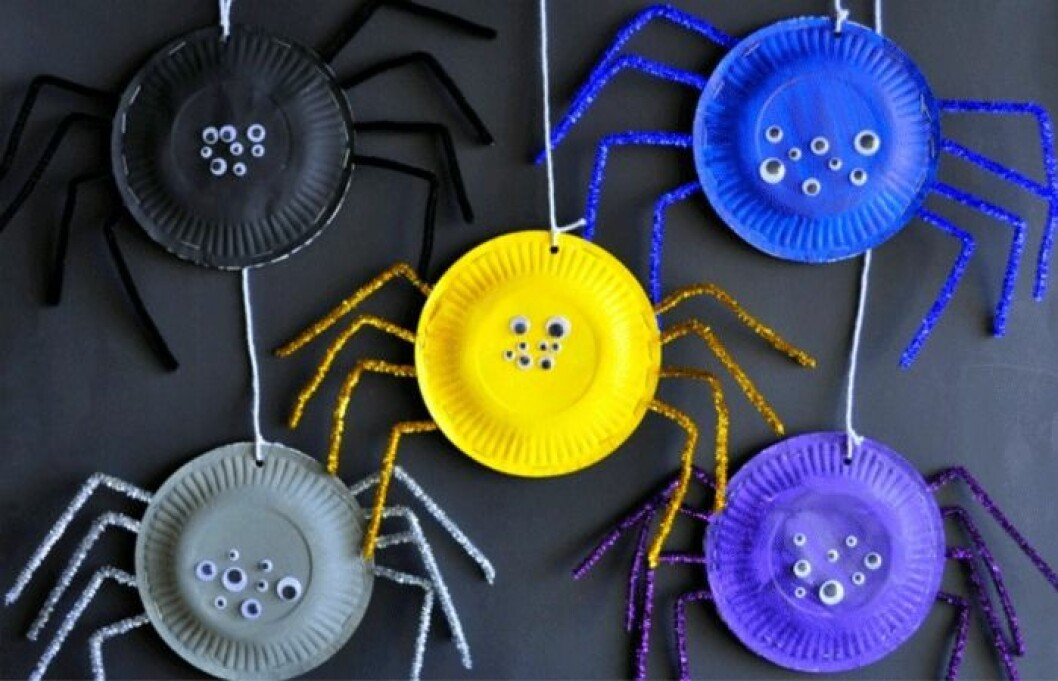 Rysliga spindlar.