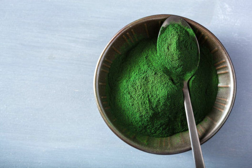 Spirulina har en smak av fisk som dock går att dölja med andra smaker.
