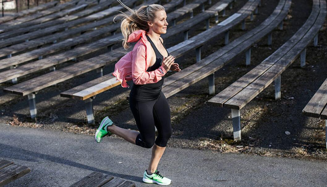 Fördelar med att börja springa