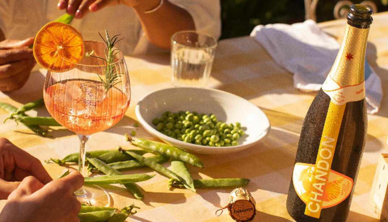 Chandon Garden Spritz- ny favoritdryck till sommaren