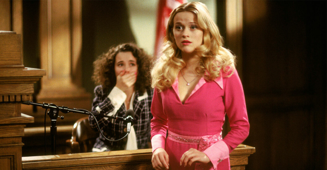 Elle Woods i Legally Blond