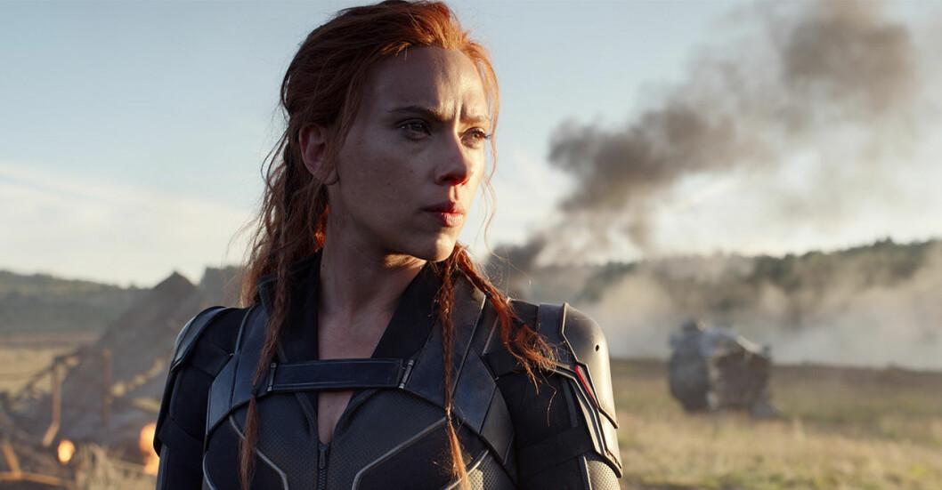 Scarlett Johansson i Black Widow