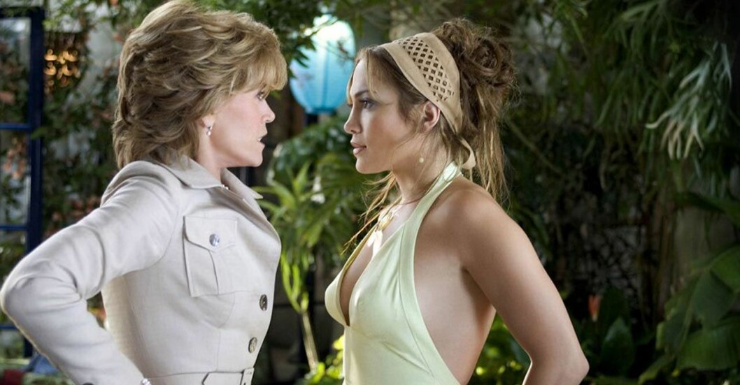 Jane Fonda och Jennifer Lopez i monster till svärmor