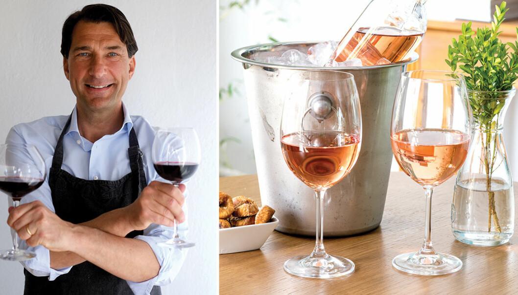 Stefan Saidac tipsar om bästa rosévinerna 2019.