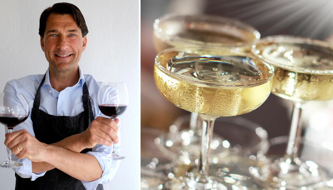 Stefan på Vinbetyget tipsar om bubbel till alla hjärtans dag.