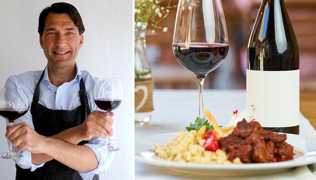 Stefan Saidac tipsar om passande viner till hösten grytor.