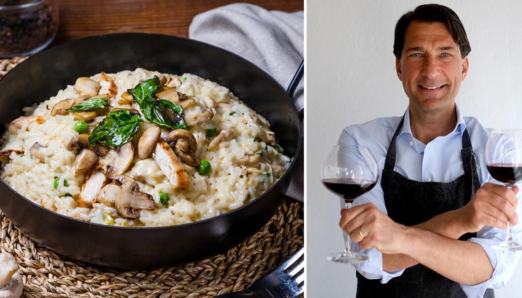 Stefan på VinBetyget tipsar om passade viner till kyckling.