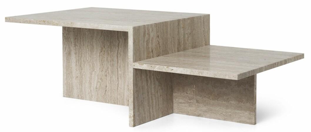 Stenbordet Distinct side table från Ferm Living