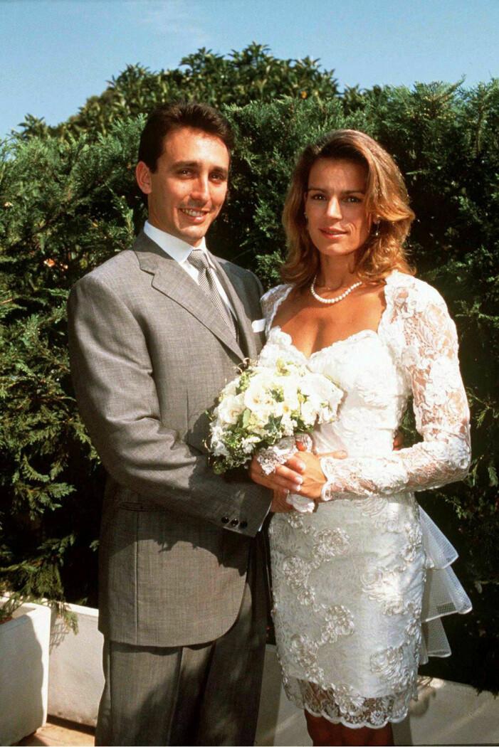 Stephanie och Daniel Ducret