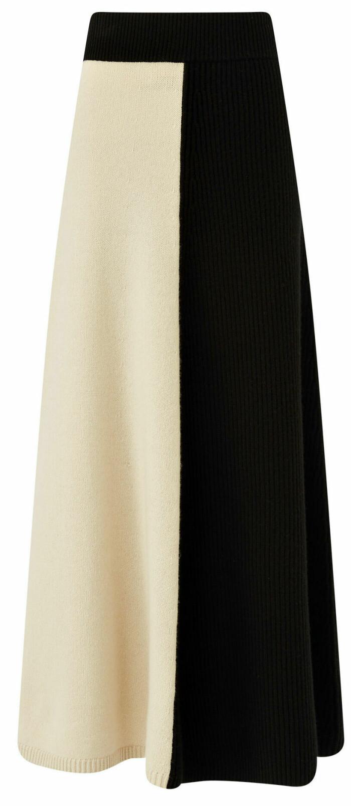 Stickad kjol från Joseph