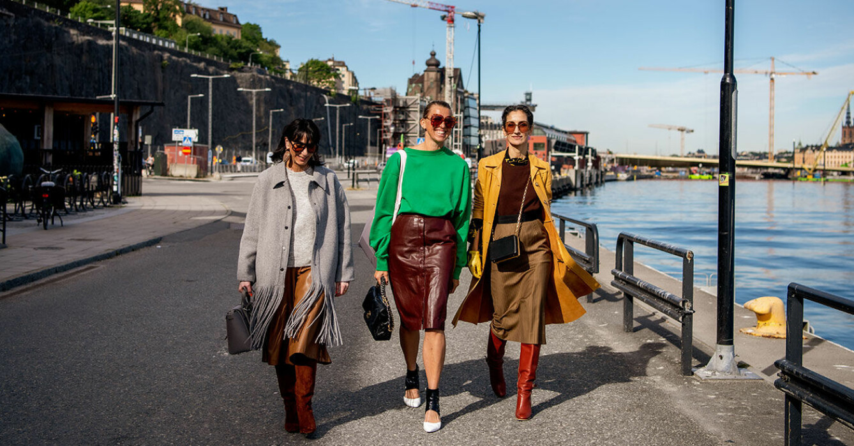 Stockholm Fashion Week 2021