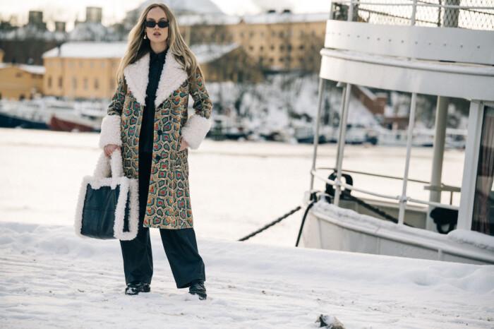 streetstyle stockholm fashion week 2021 amanda