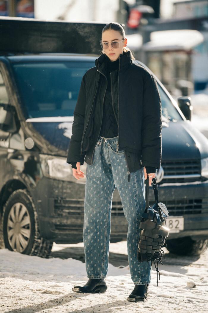 streetstyle stockholm fashion week 2021 Hilda