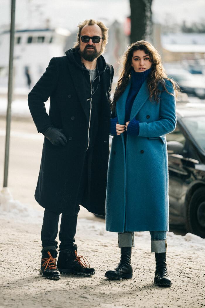 streetstyle stockholm fashion week 2021 BLK DNM