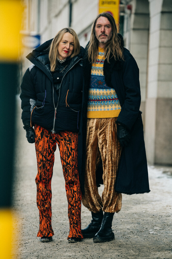 streetstyle stockholm fashion week 2021 Jonna Bergh